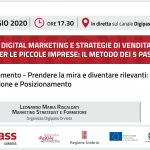 2° appuntamento per E-commerce & E-business per microimprese e pmi